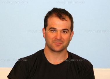 Zach Mugshot