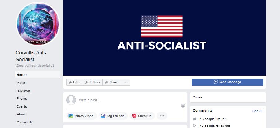 Anti Socialist