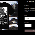 Hitler shirt
